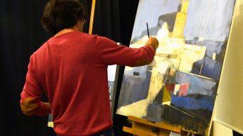Masterclass de pintura