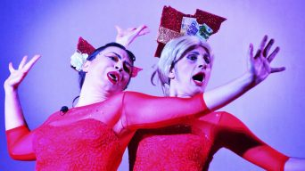 Teatro: Las Ibéricas