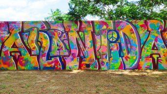 Taller: Introducción al graffiti
