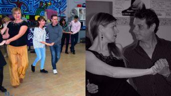 Taller baile Swing en pareja 10 de junio
