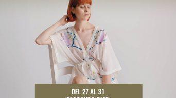 EXPOSICION SHOWROOM – Creadoras de moda – Del 27 al 31 de agosto